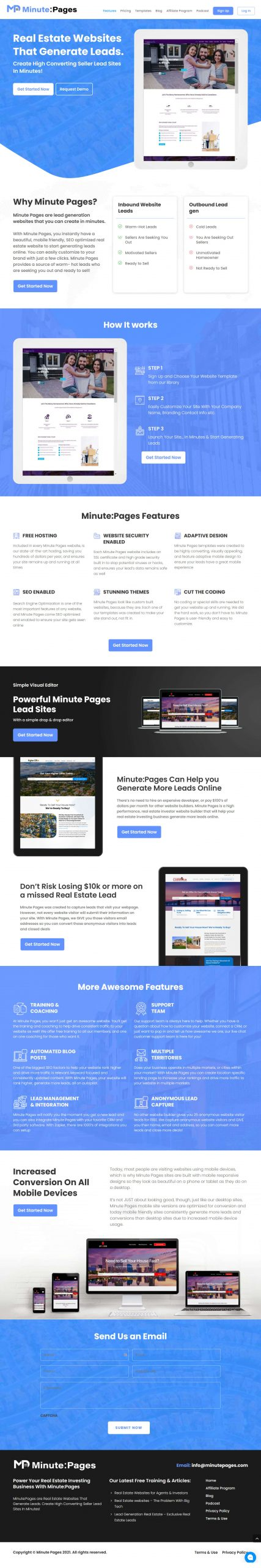 minutepages